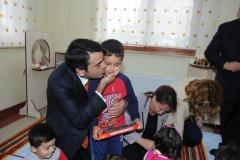 Karapürçek Altındağ Belediyesi Anaokulu Açılışı