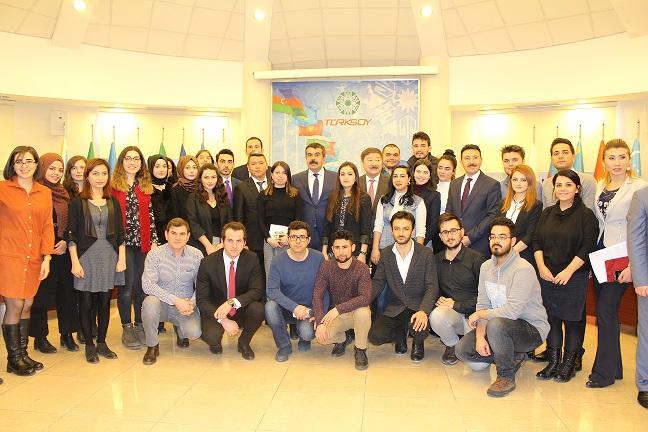 Ankara Hacı Bayram Veli Üniversitesi ile TÜRKSOY arasında İşbirliği Programına ilişkin protokol imzalandı